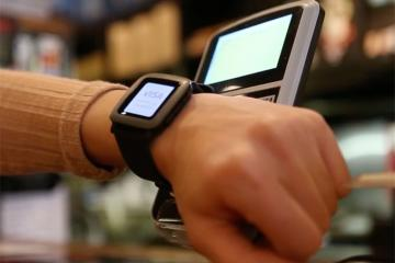 Pagare Smartstrap for Pebble Smartwatch Allows Contactless Payments
