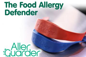 AllerGuarder: Bluetooth Wristband To Help with Food Allergy