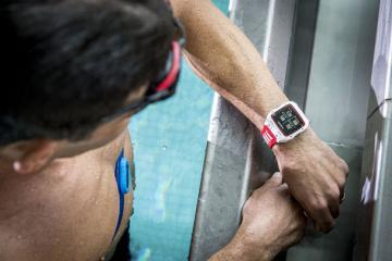 HRM-Swim: Heart Rate Monitor for the Pool