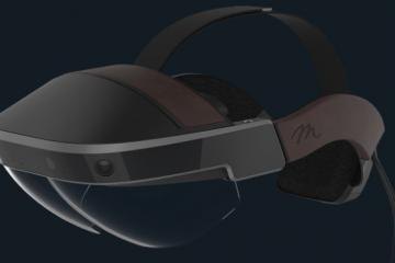 Meta 2 Development Kit for Immersive Augmented Reality