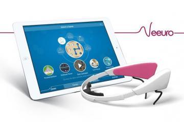 NEEURO EEG Headband + Games for Brain Training