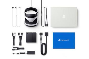 Sony's PlayStation VR Costs $399+