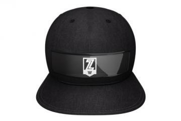 Zero Wearables Smart Hat w/ E-paper Tech