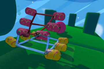Fantastic Contraption Coming to VR