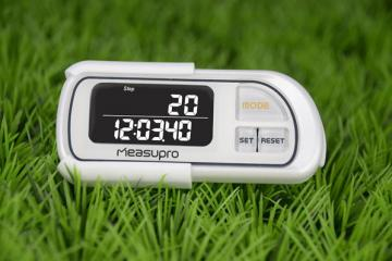 MeasuPro Smart 3D Pedometer