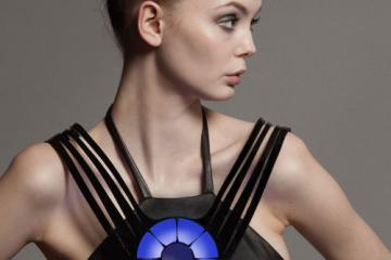 DIY: Monitor Dress Visualizes Your Heart Activity