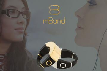 mBand: Wearable Security Device