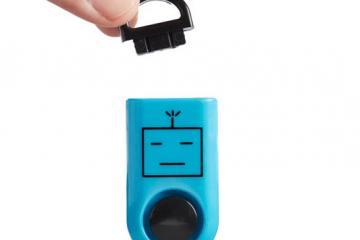 Sound Grenade with 120-decibel Alarm
