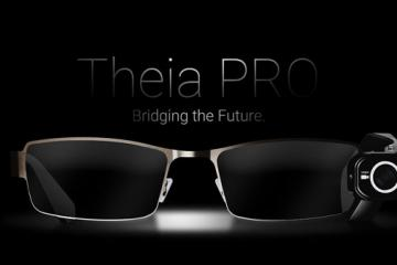 Theia Pro App Enabled Eyeglasses Camera