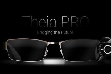 Theia Pro App Enabled Eyeglasses Camera