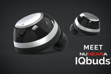 Nuheara IQbuds Wireless Earbuds [iOS/Android]