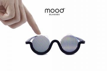 MOOD Psychedelic Glasses