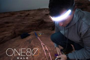 ONE80 Light with 180-Degree Illumination