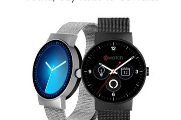 CoWatch Amazon Alexa Integrated Smartwatch