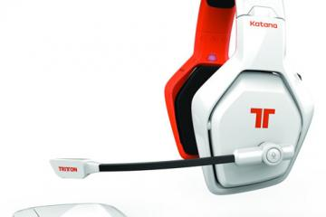 Mad Catz TRITTON Katana Wireless Headset