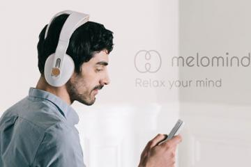 Melomind Relaxation Headset with EEG