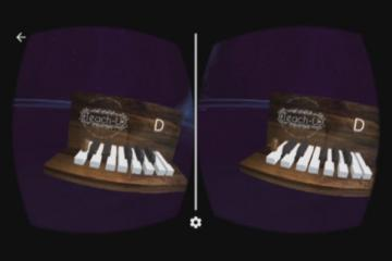Teach-U VR: Play Virtual Musical Instruments