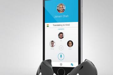 The Pilot Smart Earpiece Offers In-ear Translation