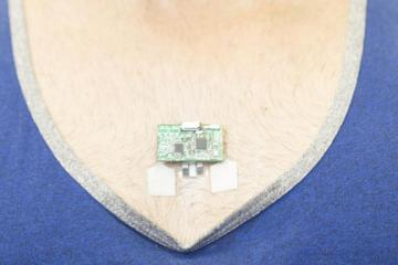 Chem-Phys Smart Patch To Monitor Biochemical and Electric Signals in Human Body
