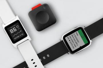 Pebble Core, Pebble 2, + Pebble Time 2 Now on Kickstarter