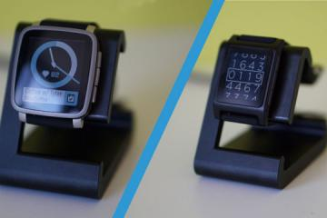 TimeDock Pebble Time 2 and Pebble 2 Charging Dock