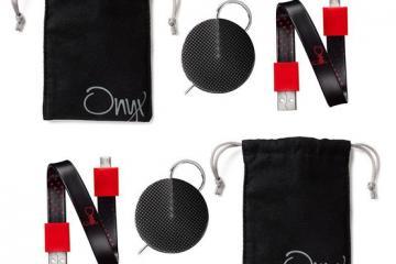 Onyx Smart Wearable Walkie Talkie