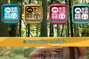 Wanderwatch: Outdoor Gamification Smartwatch for Kids
