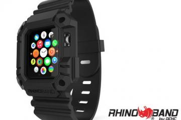 Rhino Band: Rugged Case for Apple Watch