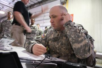 TCAPS: Smart Hearing Device for Soldiers