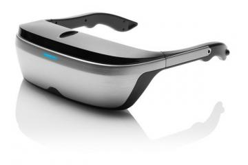 Immerex VRG-9020 Head-mounted Display for VR