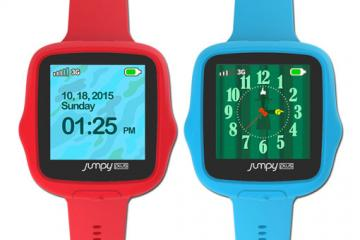 JUMPY Plus Smartwatch with Phone Functionality for kids