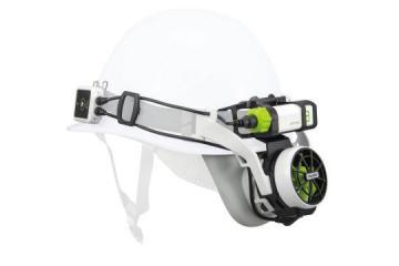 Tajima Seiryo Helmet Cooling Fan