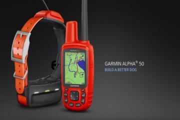 Alpha 50 Smart Tracker for Dogs