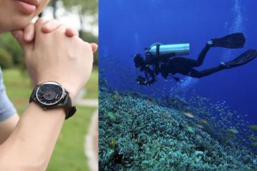 Famar Activity Tracking Water Resistant Smartwatch