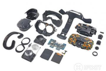HTC Vive Teardown Video