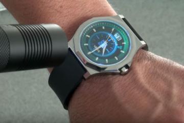 Nano-watermark To Detect Fake Luxury Watches Developed