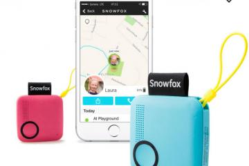 Snowfox Trackerphone For Kids