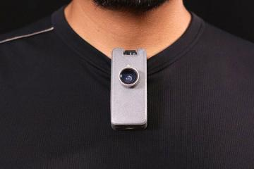 DIY Wearable Time Lapse Camera with Raspberry Pi
