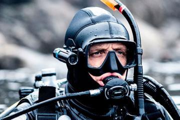 Octospot Smart 4K Camera for Divers
