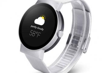 iMCO CoWatch Alexa Enabled Smartwatch
