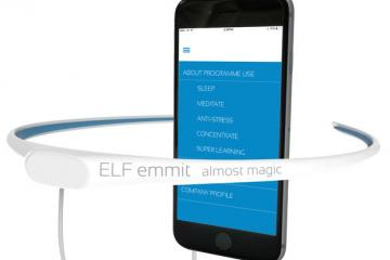 ELF Emmit Wearable Improves Your Sleep, Focus