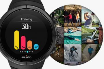 Suunto Spartan Ultra GPS Watch for Outdoors