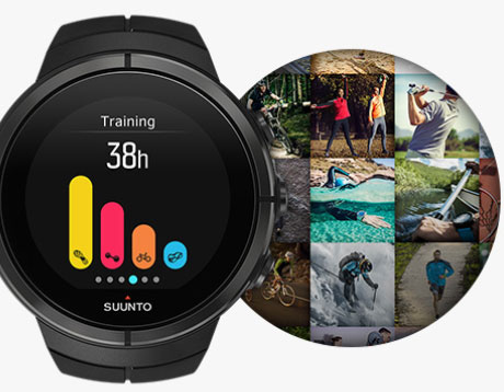 Suunto Spartan Ultra Gps Watch on gps tracker for soccer
