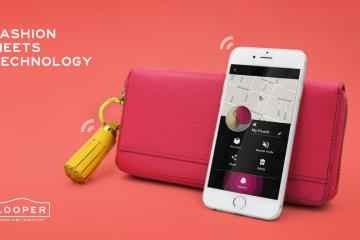 Looper Stylish Smart Tracker
