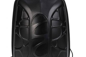 TRAKK SHELL Speaker LED Light Backpack