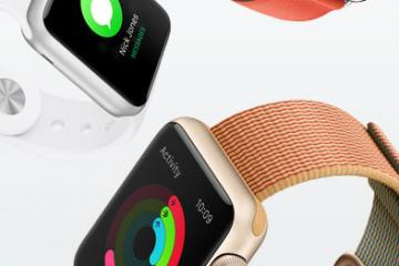 Apple Watch 2 Getting GPS, Barometer?