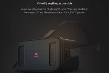 Mi VR Play Headset Revealed