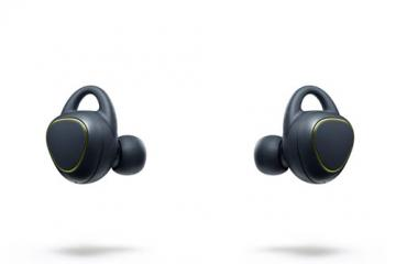 Samsung Gear IconX Fitness Earbuds with Activity Tracking