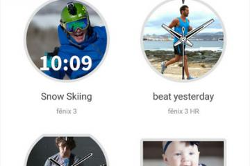 Garmin Face-It App: Customize Your Watch Face