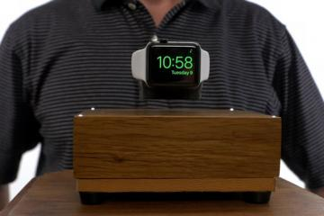 Air Charge Levitating Apple Watch Charger